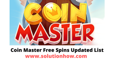 Coin Master Free Spins Updated