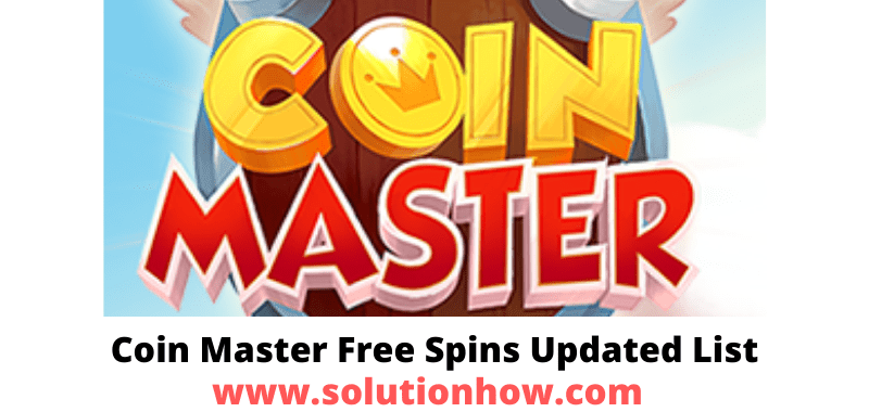 Get Free Spins On Coin Master 2020