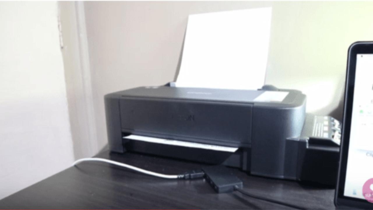 download master printer epson l120