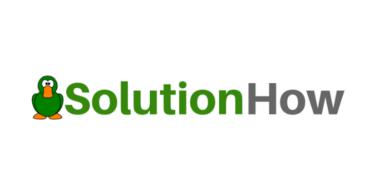 www.SolutionHow.com