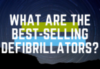 What are the best-selling defibrillators