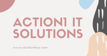 Action1 IT Solutions