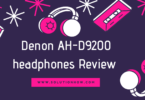 Denon AH-D9200 headphones Review