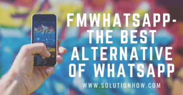 FMWhatsApp- The best alternative of whatsapp
