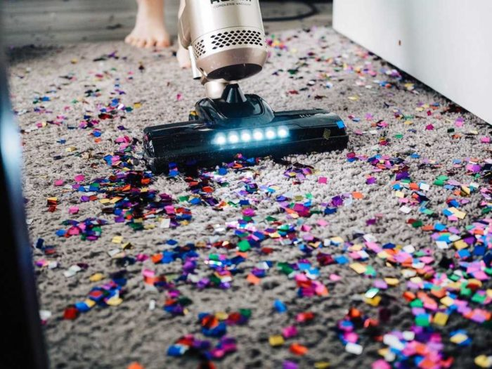 How important is it to vacuum your carpet regularly? - SolutionHow