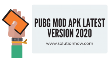 PUBG MOD APK Latest Version 2020