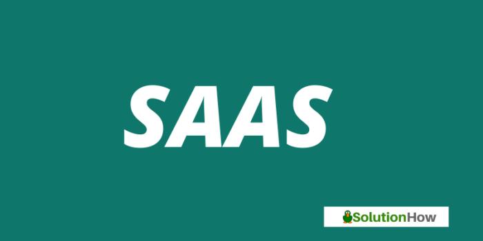 Advantages of SaaS
