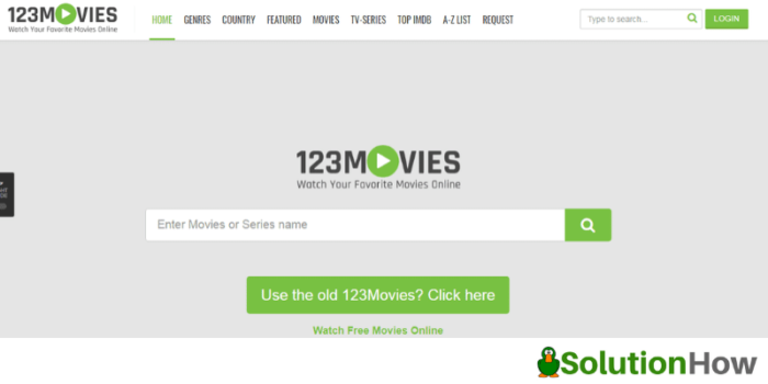 123Movies Alternative (Proxy Sites, Unblocked Sites