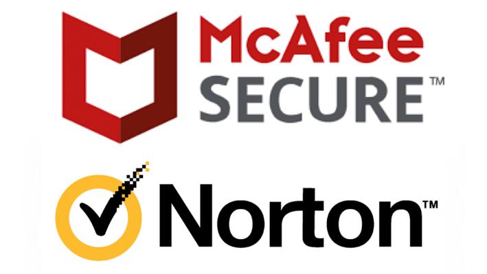 Norton Secure, Mcafee Secure
