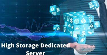 High Storage Dedicated Server