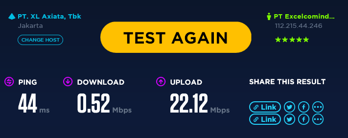 Increase Internet Download Speed