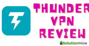 Thunder VPN Review