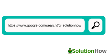 Google Search Engine URL With S In Place of Query
