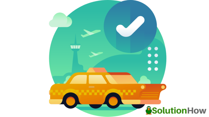 taxi airport