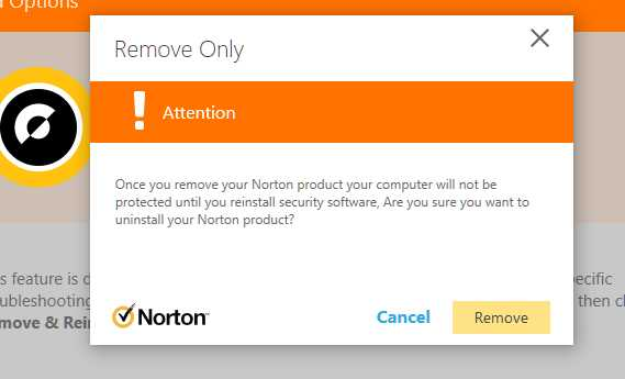 Norton error 8504, 104