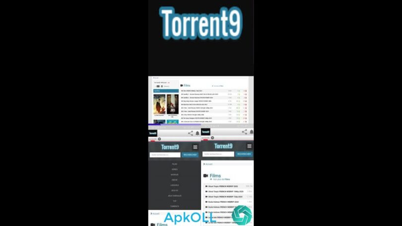 Torrent9 Cpasbien Alternative