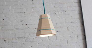 Wood Pendant Lights