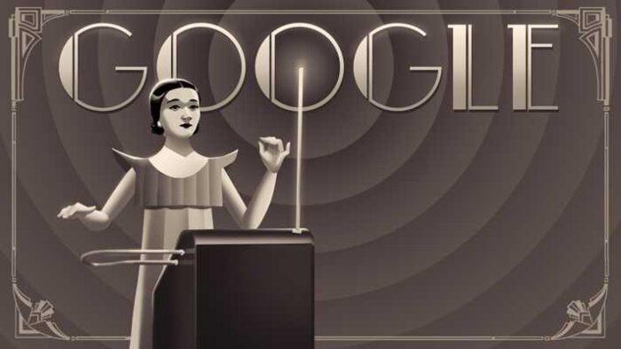 Clara Rockwell's Theremin - jogos conhecidos do google doodle