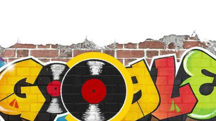 hip hop - jogos conhecidos do google doodle