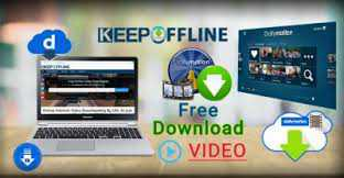 Keep offline Dailymotion video downloader.