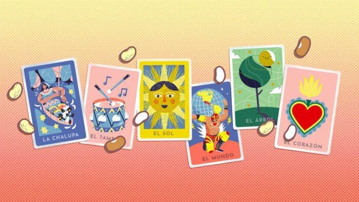 Loteria Doodle - jogos conhecidos do google doodle