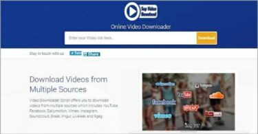 Online Video Downloader for Dailymotion