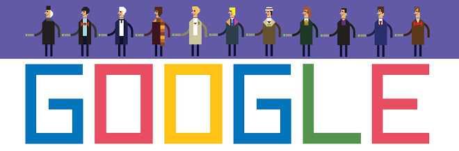 The 'Doctor Who' - jogos conhecidos do google doodle