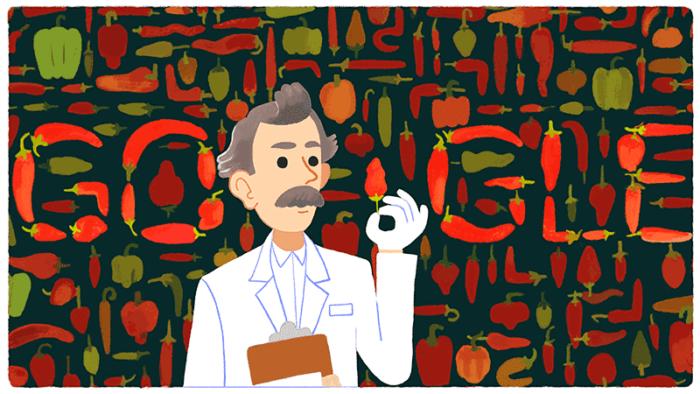 The Scoville - jogos conhecidos do google doodle