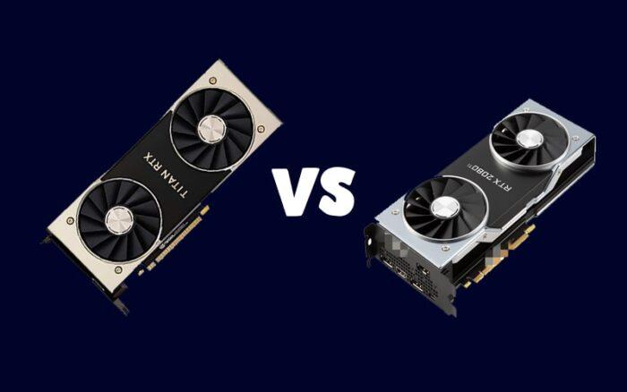 Titan RTX vs 2080 ti