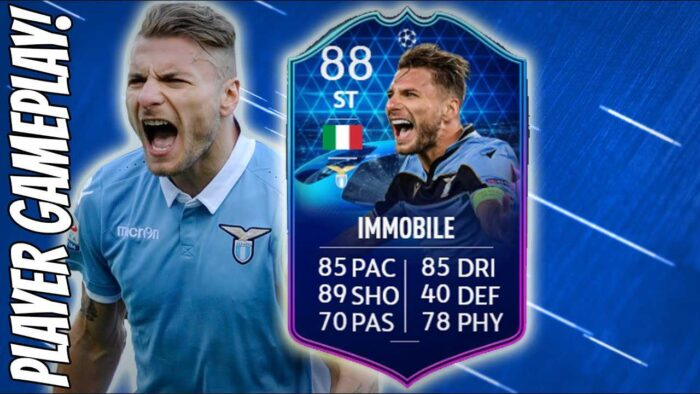 FIFA 21 TOTGS Immobile Player Review