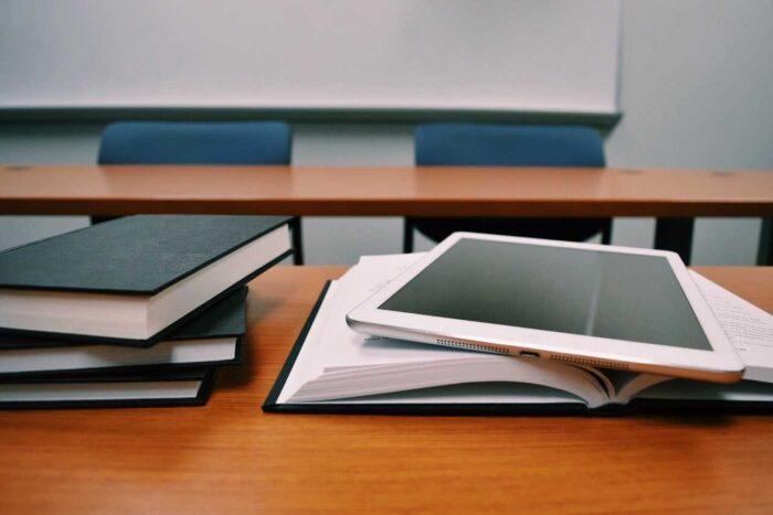 books classroom