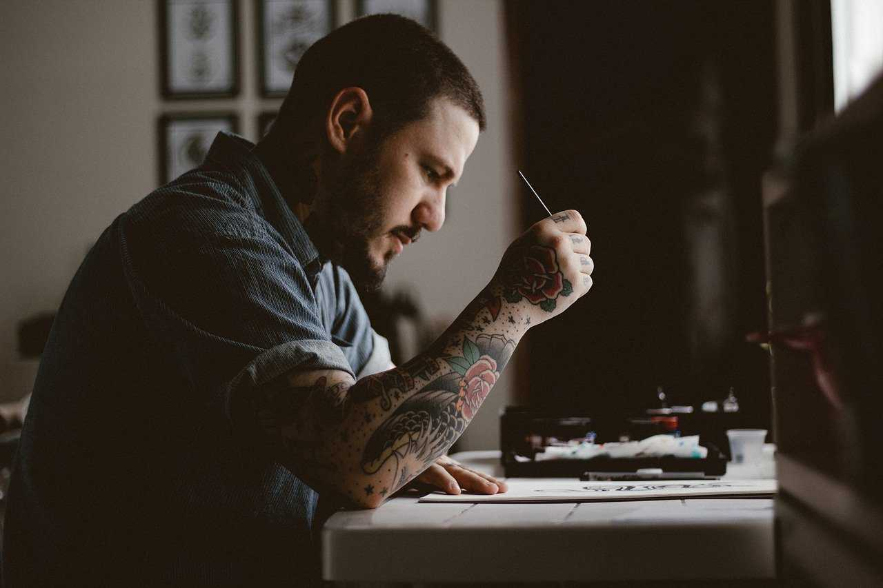 Become A Tattoo Artist With No Experience