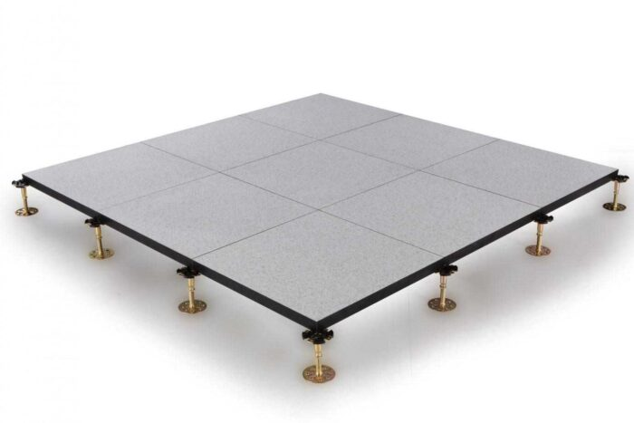 China's Raised Floor Market Still Stand Firmly and Unshakable
