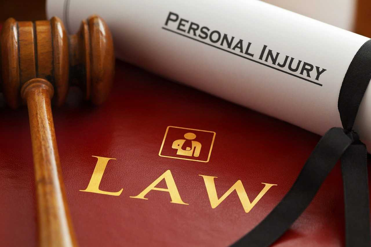 What kind of cases do personal injury lawyers handle?