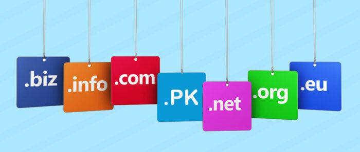 Domain Registration in Pakistan