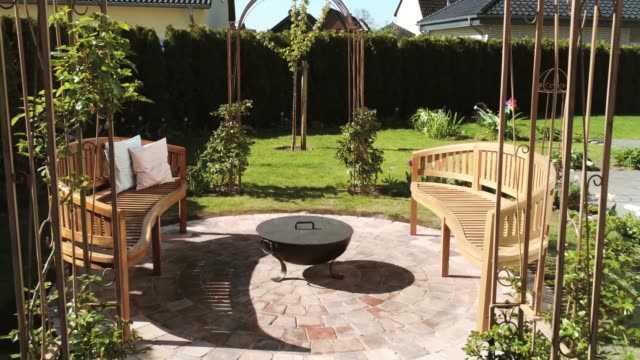 Back Garden patio ideas