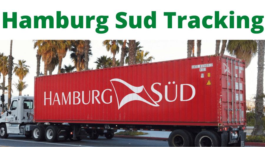 Hamburg Sud Tracking